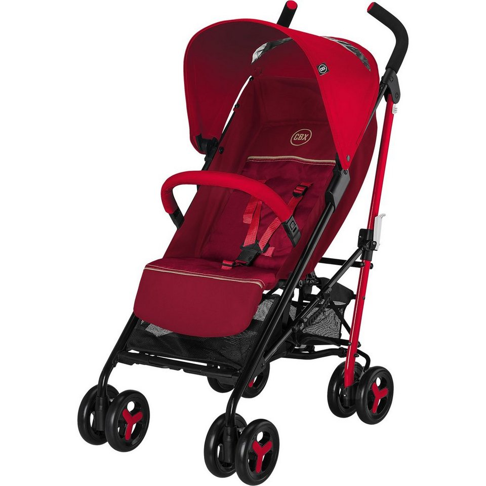 Cybex Buggy Nona, Rumba Red, 2015 in rot
