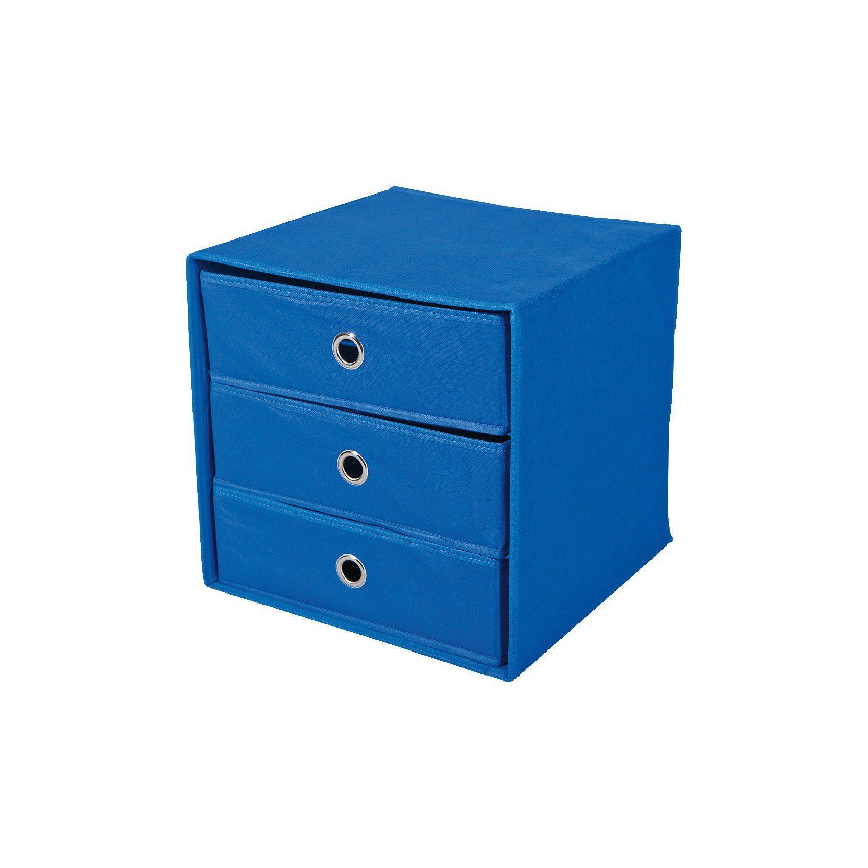 Inter Link Aufbewahrungsbox, blau