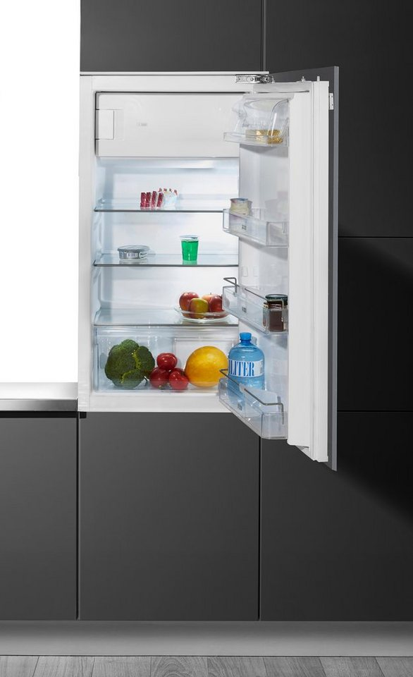Bauknecht integrierbarer Einbau-Kühlschrank KVIE 1104 A++, 102 cm in weiß