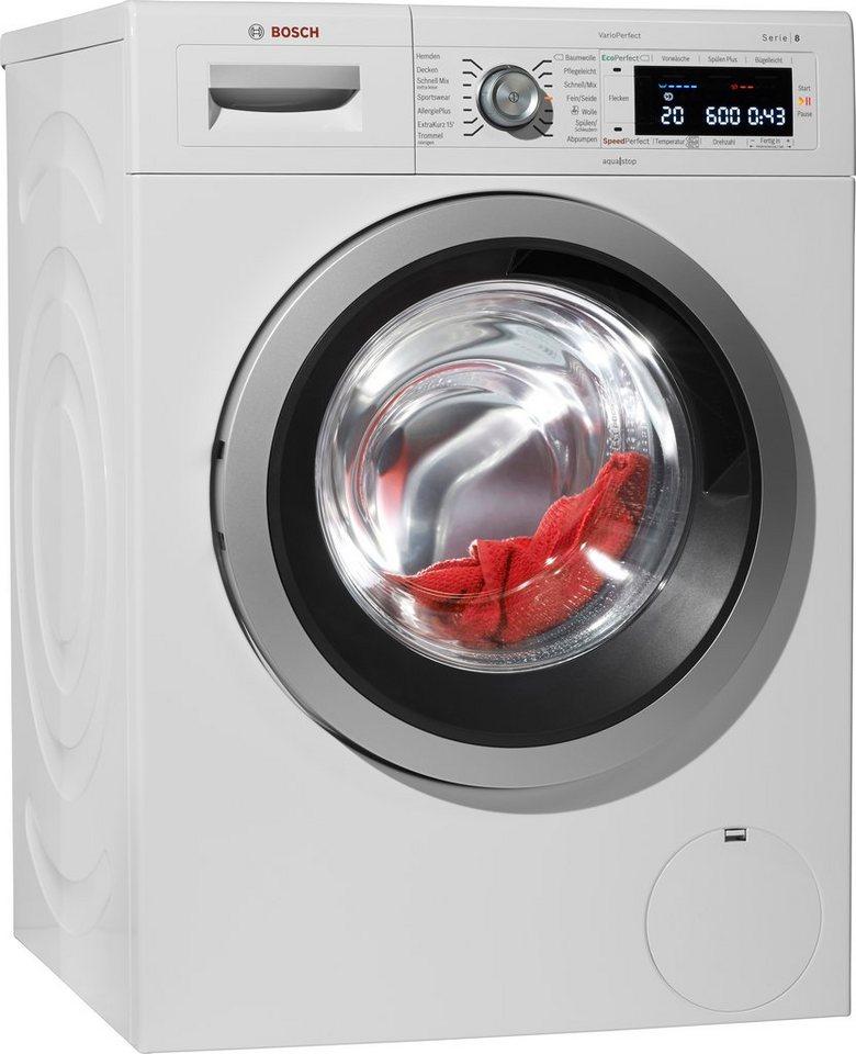 bosch waschmaschine waw28540 a 8 kg 1400 u min. Black Bedroom Furniture Sets. Home Design Ideas