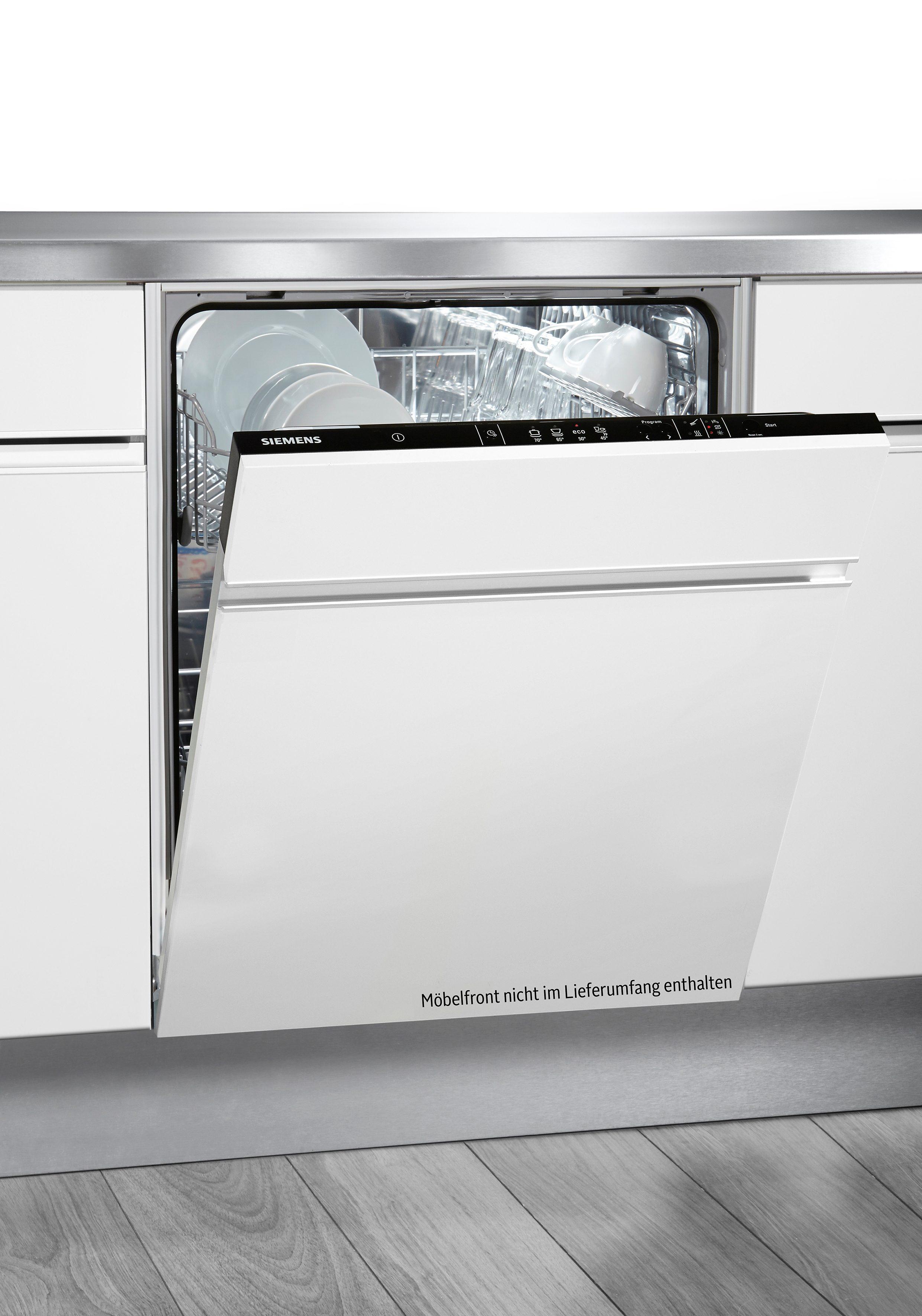 Siemens Vollintegrierbarer Geschirrspüler SN64D002EU, A+, 14 Liter, für 12 Maßgedecke