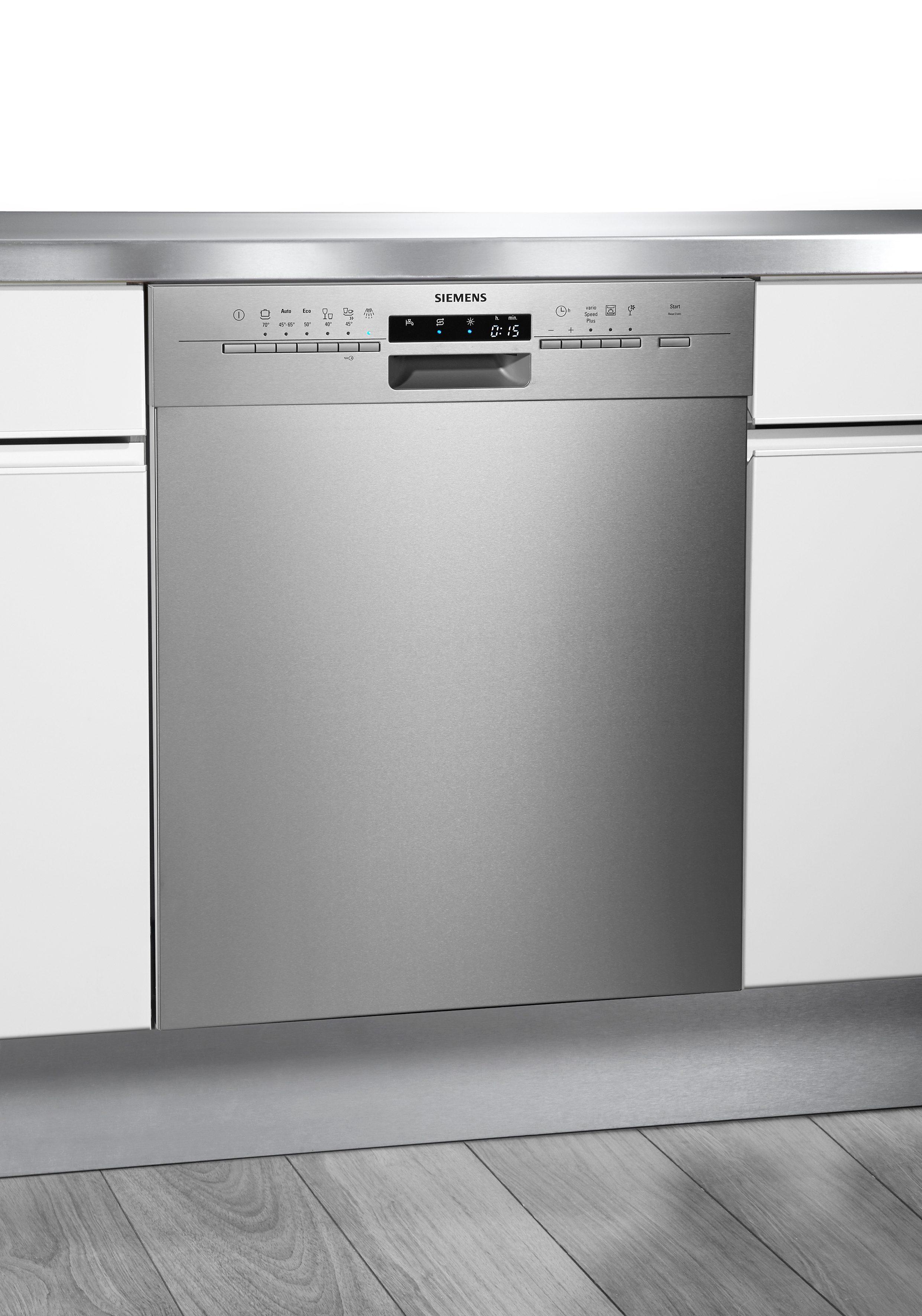 Siemens Unterbau-Geschirrspüler SN46P532EU, A+++, 9,5 Liter, 13 Maßgedecke