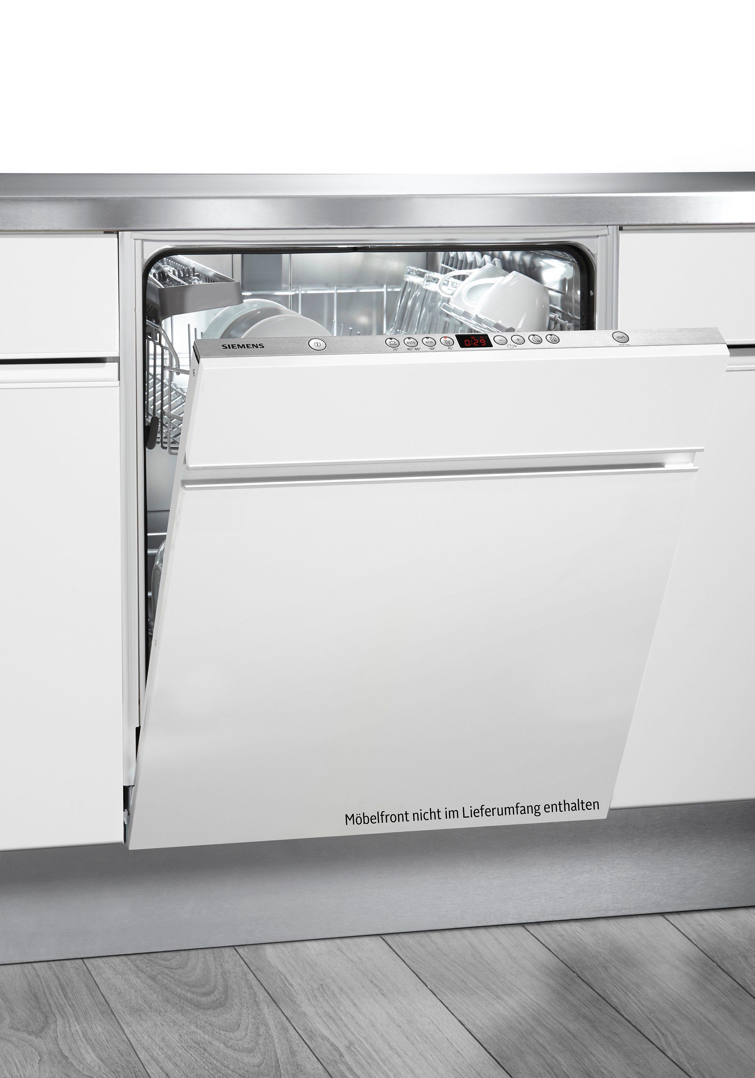 Siemens vollintegrierbarer Einbau-Geschirrspüler »SN64M030EU«, A++, 10 Liter, 13 Maßgedecke