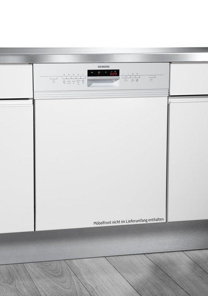 Siemens Integrierbarer Geschirrspüler SN55L230EU, A++, 10 Liter, 12 Maßgedecke in weiß