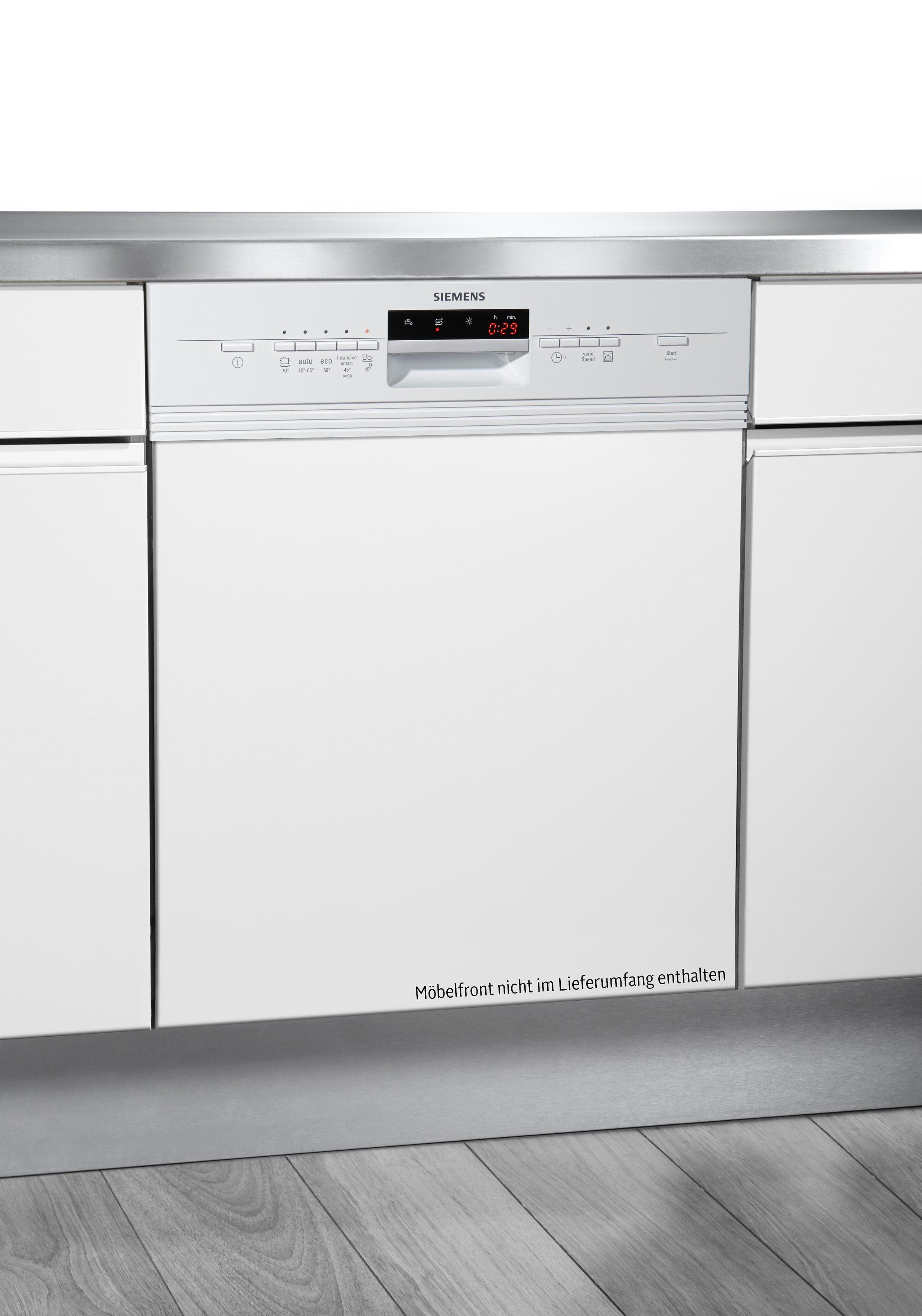 Siemens Integrierbarer Geschirrspüler SN55L230EU, A++, 10 Liter, 12 Maßgedecke