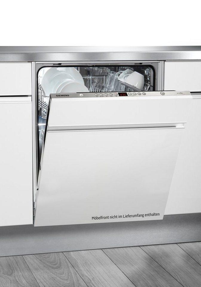 Siemens vollintegrierbarer Einbaugeschirrspüler SN65L036EU, A++, 7,5 Liter, 12 Maßgedecke