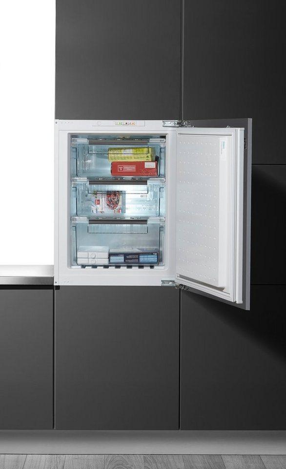 Siemens Einbau-Gefrierschrank GI14DA65, A++, 71,2 cm hoch