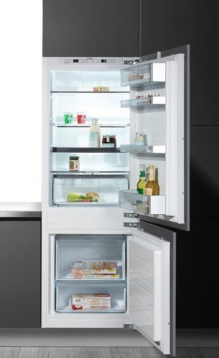 BOSCH Einbaukühlgefrierkombination KIS77AF30, 157,8 cm hoch, 54,5 cm breit, Energieeffizienzklasse: A++, für 158er Nische
