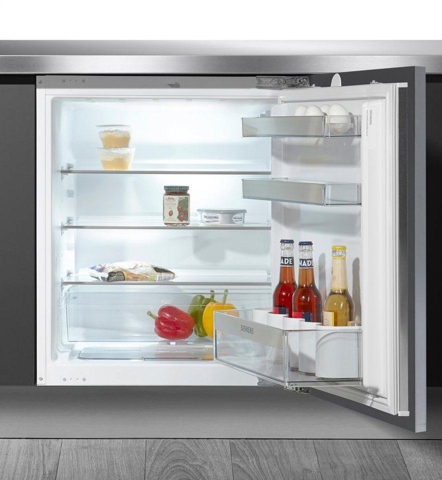 GroBartig SIEMENS Einbaukühlschrank IQ500 KU15RA60, 82,0 Cm Hoch, 59,8 Cm Breit