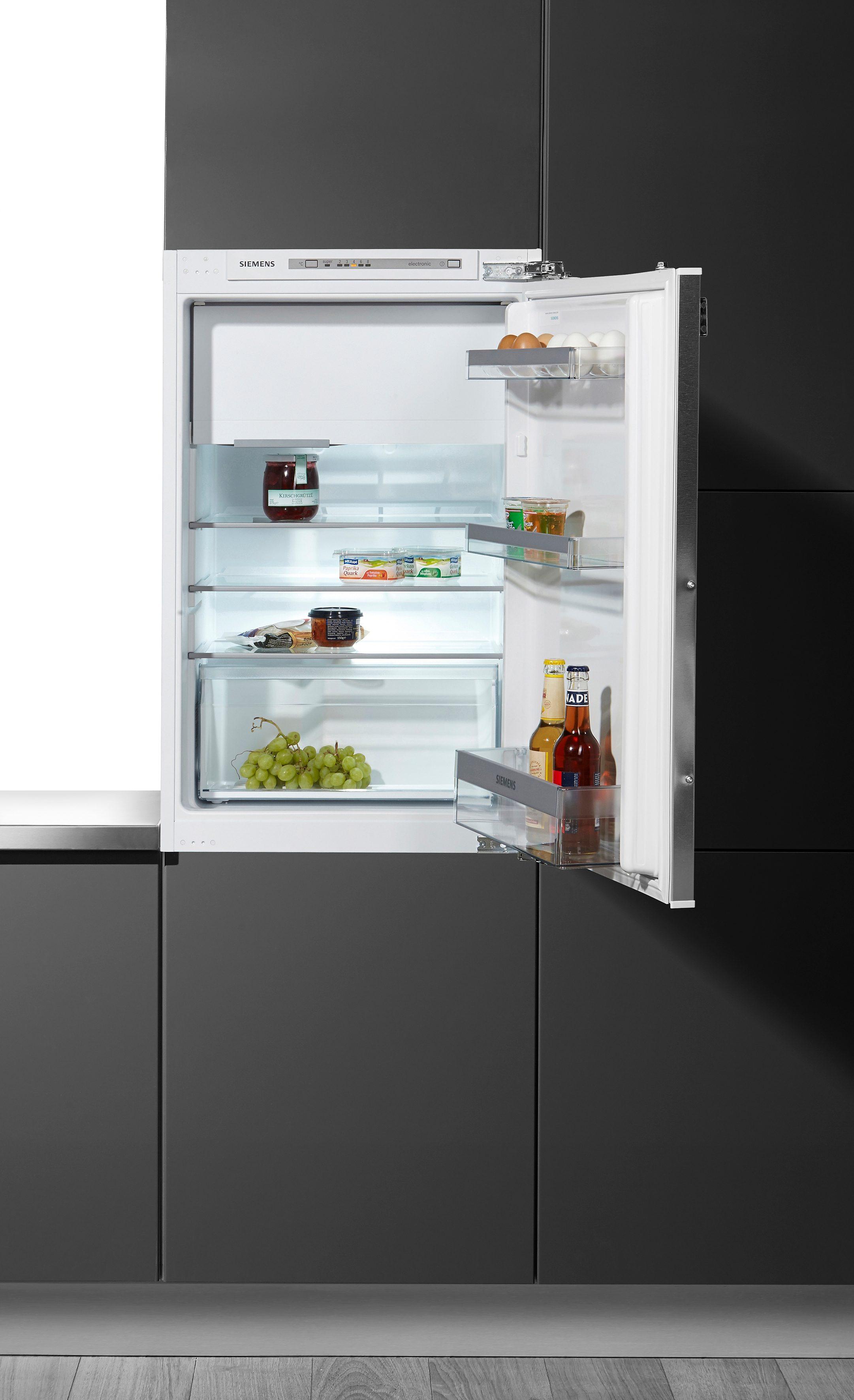 Siemens Einbau-Kühlautomat KI22LVF30, A++, 87,4 cm hoch