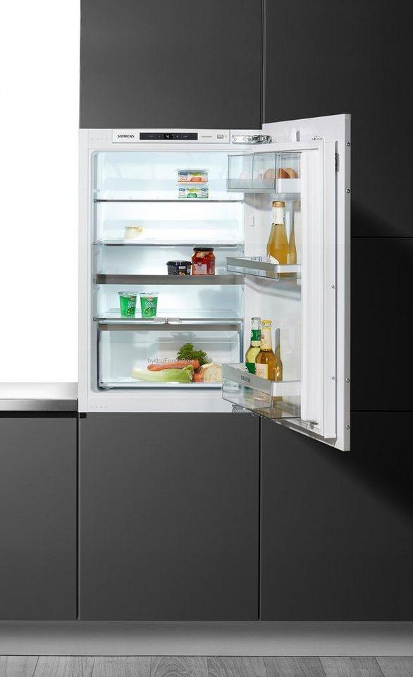 Siemens Einbau-Kühlautomat KF21RAF30, A++, 87,4 cm hoch in weiß