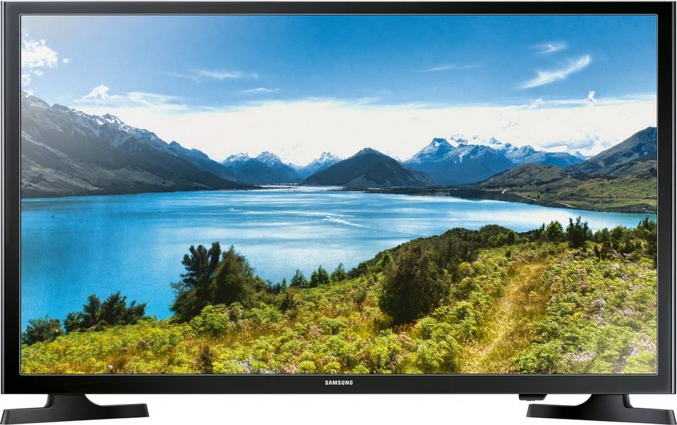 samsung ue32j4000 led fernseher 80 cm 32 zoll hd. Black Bedroom Furniture Sets. Home Design Ideas