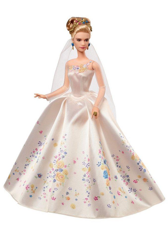 Mattel Puppe, »Disney Princess Hochzeitskleid Cinderella«