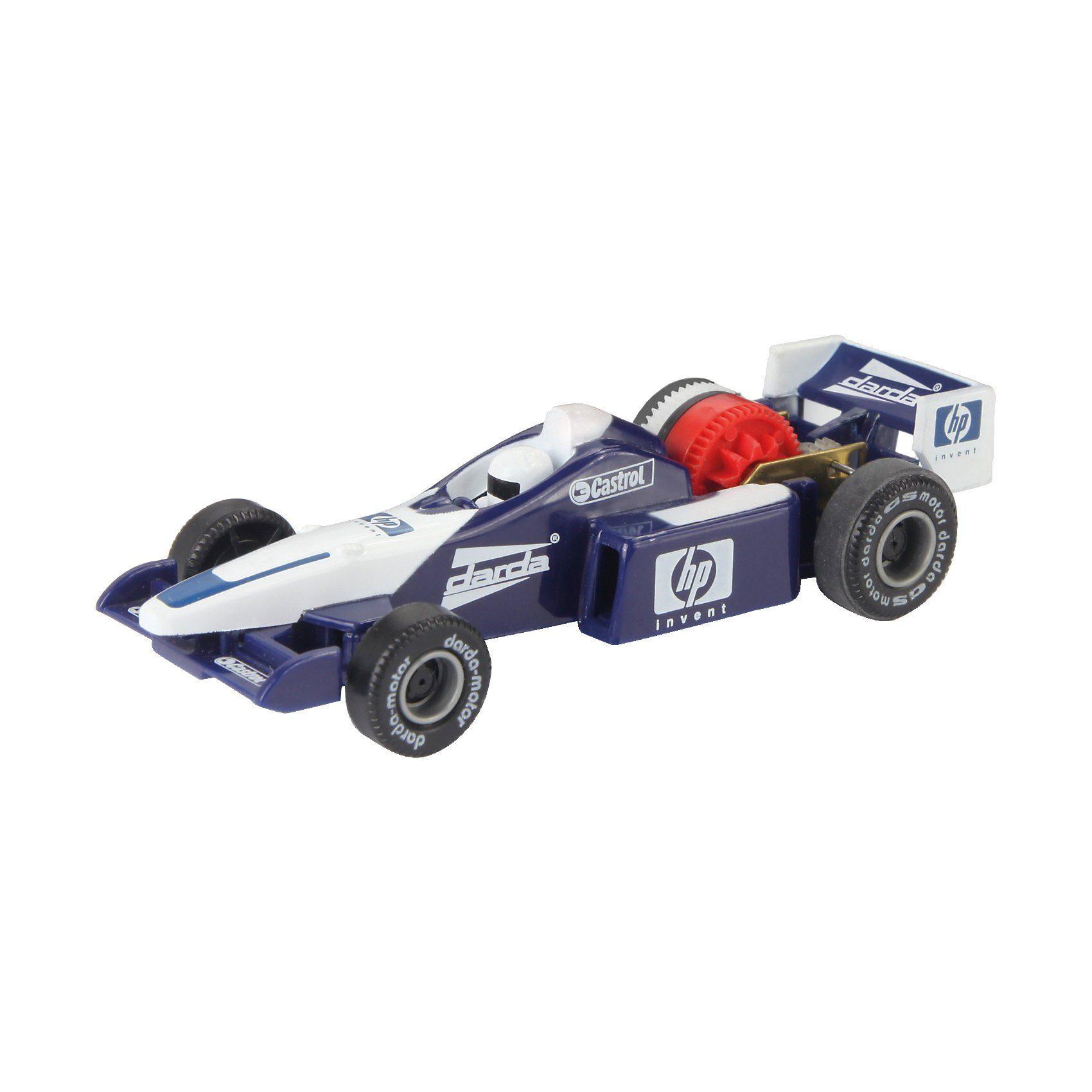 Darda Formel 1 Rennwagen, blau