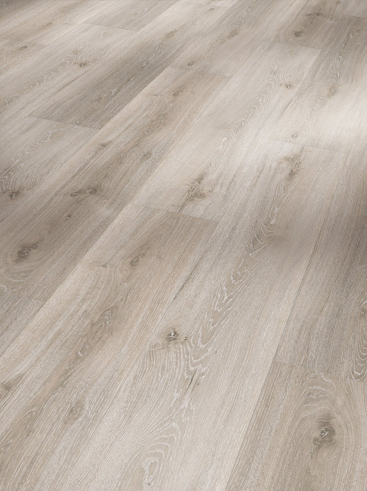 PARADOR Vinyllaminat »Basic, Eiche grau geweißt«