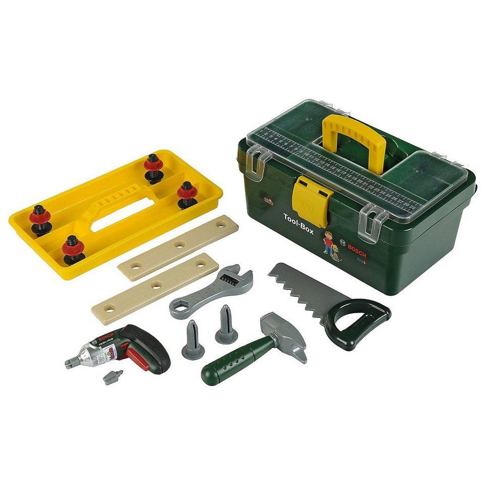 Klein BOSCH Werkzeugbox