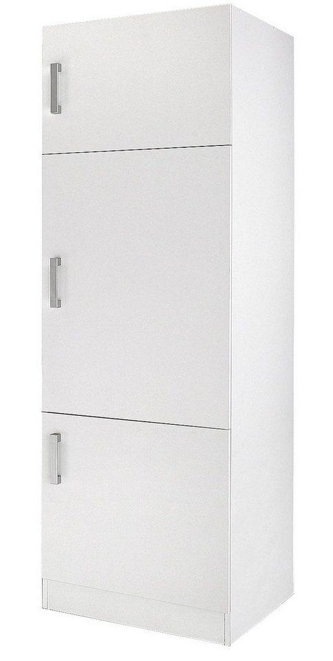 Kühlumbauschrank »Toronto«, Höhe 200 cm in weiß