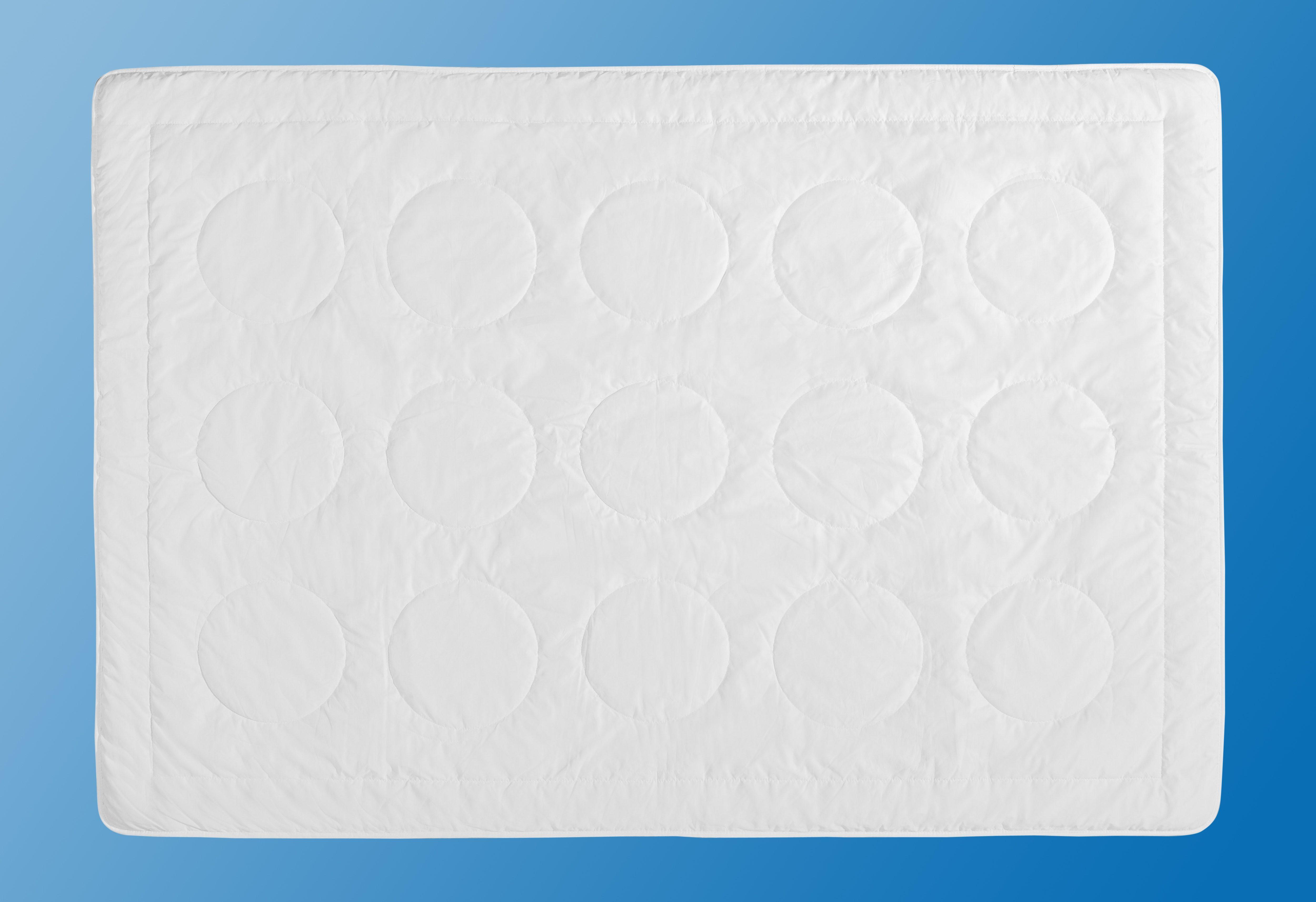 Baumwollbettdecke, »Natural Wool«, Centa-Star, warm, Füllung: Argali-Wildschaf-Wolle (100% Tierhaar), Bezug: 100% Baumwolle, (1-tlg)