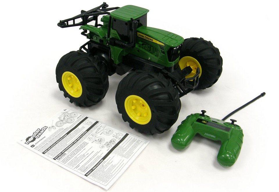 TOMY RC Fahrzeug, »RC Traktor« in grün