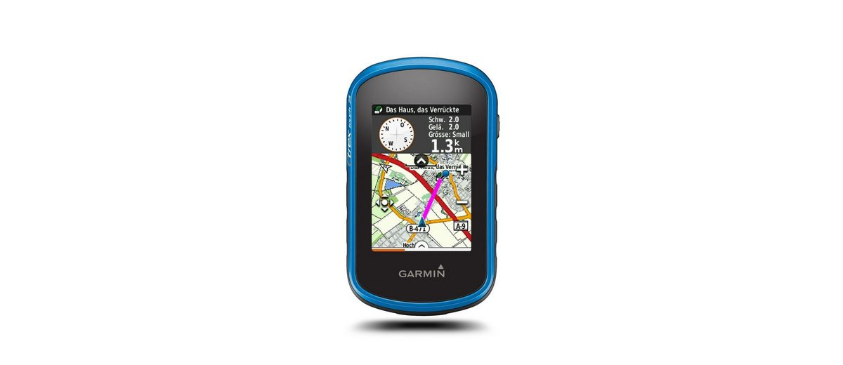 Garmin Outdoor-Navigationsgerät »eTrex Touch 25 inkl. TopoActive Europa«