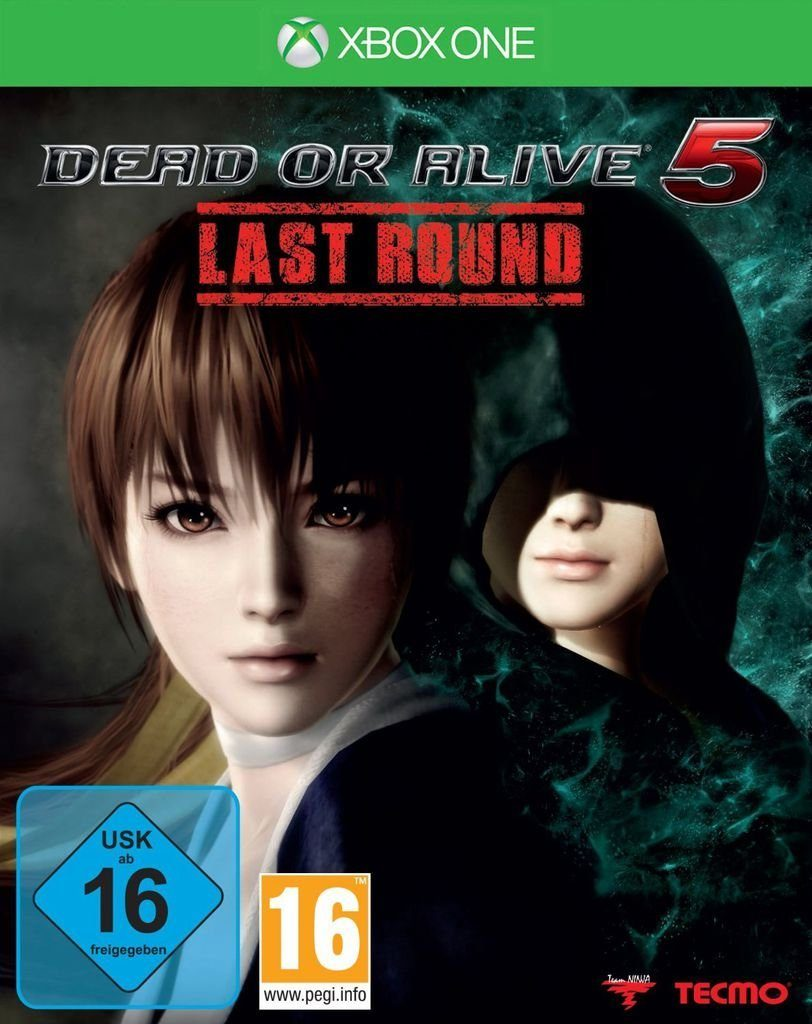 Koch Media XBOX One - Spiel »Dead or Alive 5 Last Round«