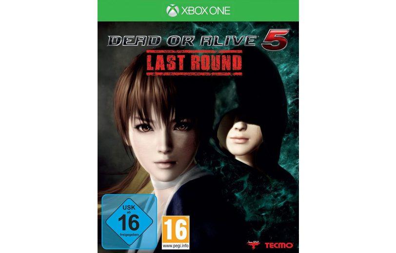 Koch Media XBOX One - Spiel »Dead or Alive 5 Last Round«