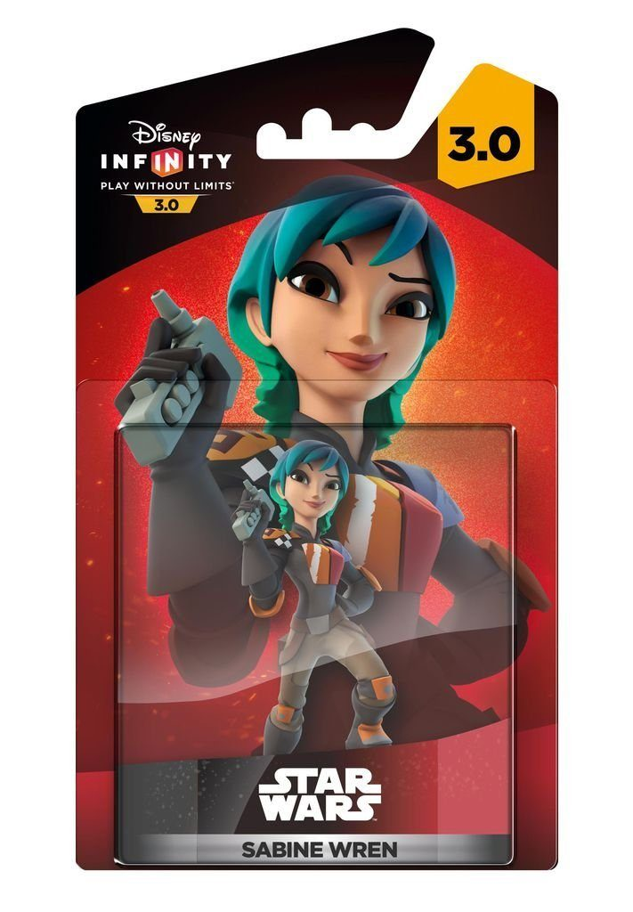 Disney Fanartikel »Disney Infinity 3.0: Einzelfigur Sabine Wren«