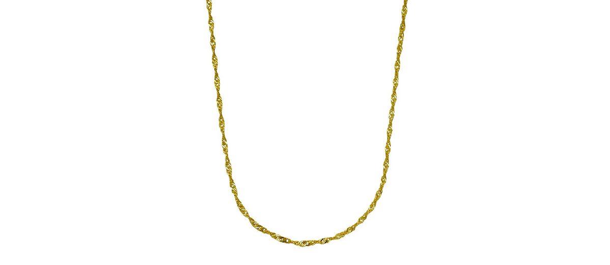 Fascination by Ellen K. Collierkette »375/- Gelbgold 43cm«
