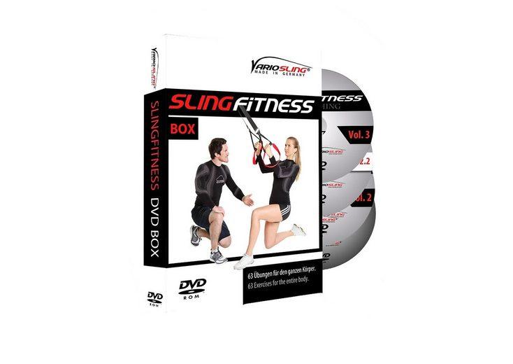Variosling DVD Set, »Slingfitness Vol. 1 - 3«