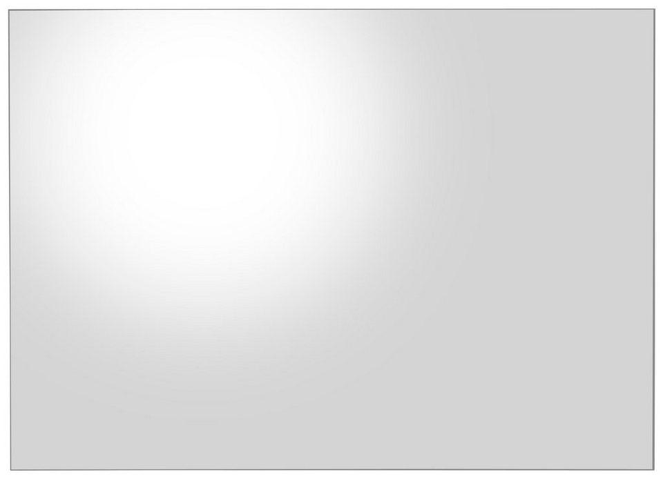 Spiegel »Top« in weiß