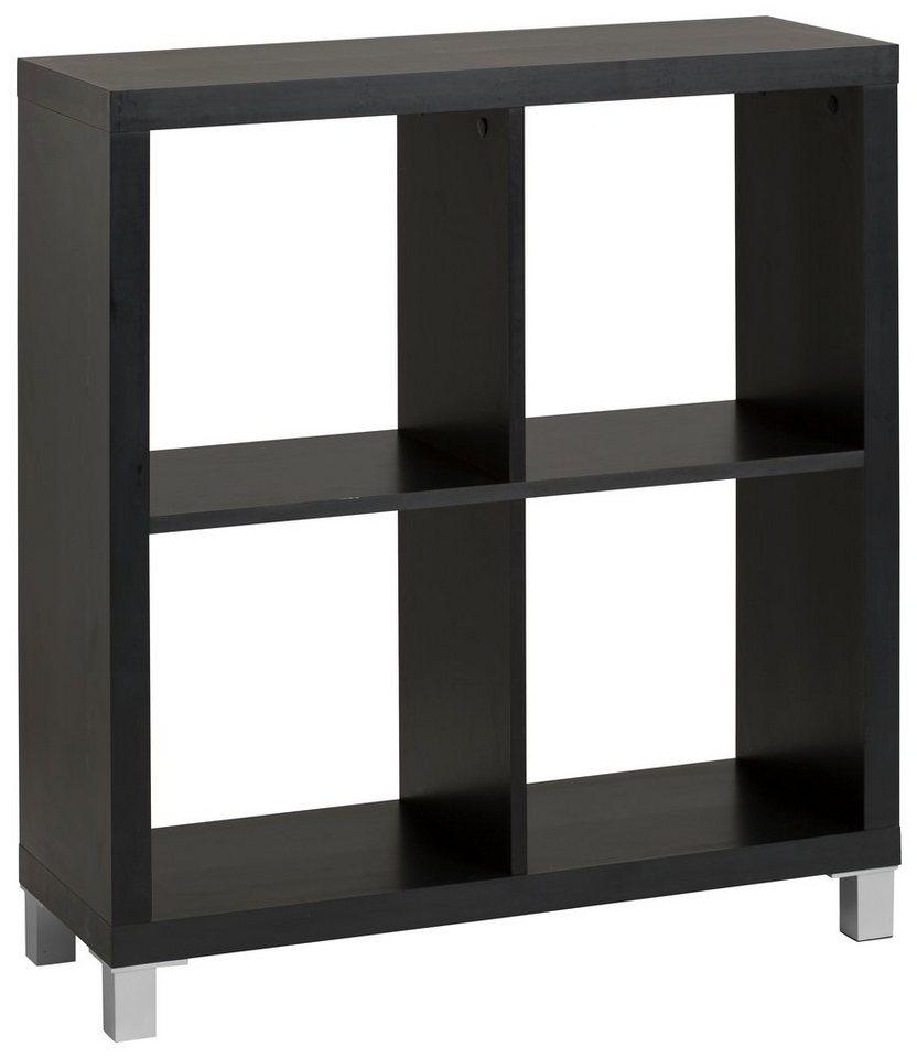 regal kiwi mit 4 f chern in vielen farben erh ltlich. Black Bedroom Furniture Sets. Home Design Ideas