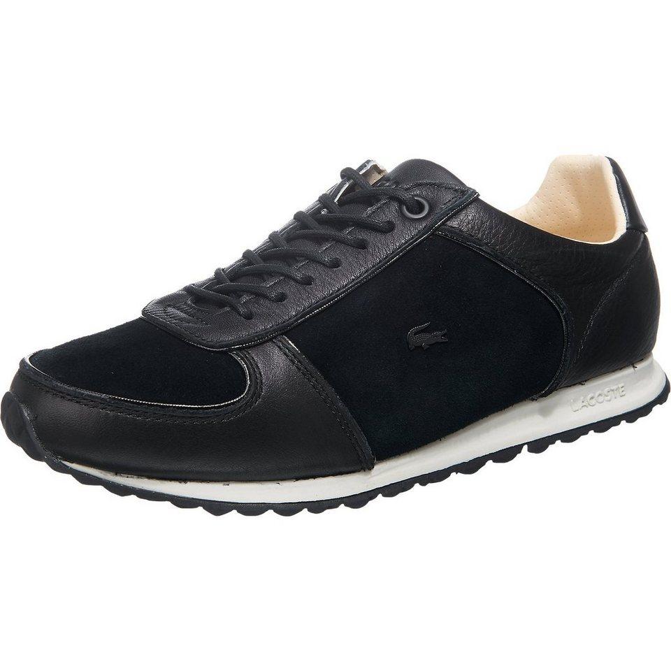 LACOSTE Agadel Runner Sneakers in schwarz