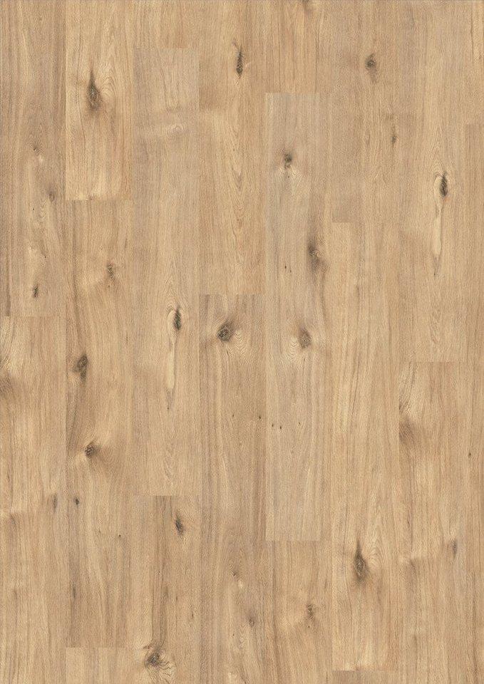 Laminat »Rasant«, eiche Nachbildung in braun