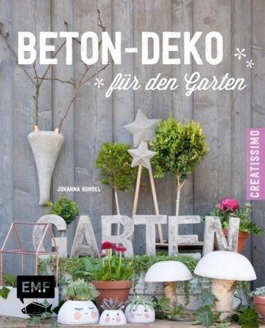 Gebundenes Buch »Beton-Deko für den Garten«
