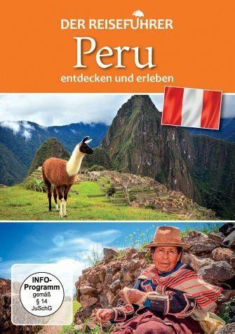 DVD »Der Reiseführer - Peru«