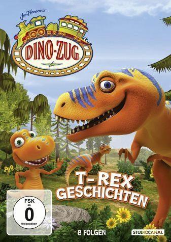 DVD »Dino-Zug - T-Rex Geschichten«