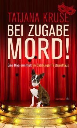 Broschiertes Buch »Bei Zugabe Mord!«