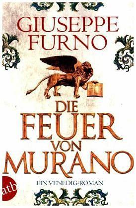 Broschiertes Buch »Die Feuer von Murano«