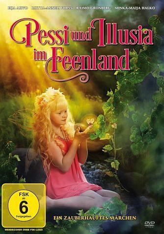 DVD »Pessi und Illusia im Feenland«