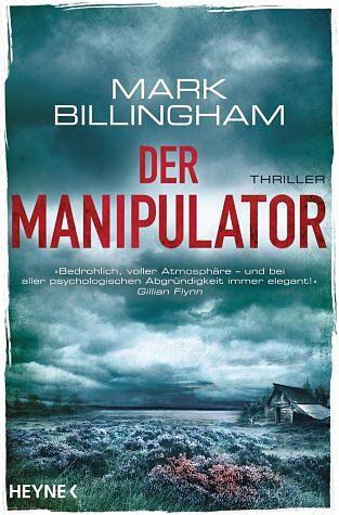 Broschiertes Buch »Der Manipulator«
