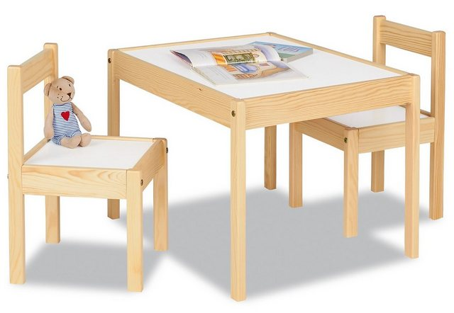 Sitzmöbel - Pinolino® Kindersitzgruppe »Olaf«, (3 St), Made in Europe  - Onlineshop OTTO