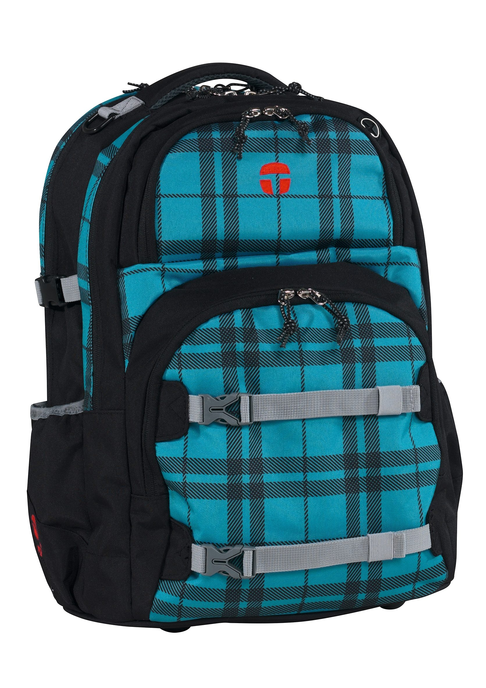 TAKE IT EASY® Größenverstellbarer Rucksack, »Oslo-Flex Scotch Turquoise«
