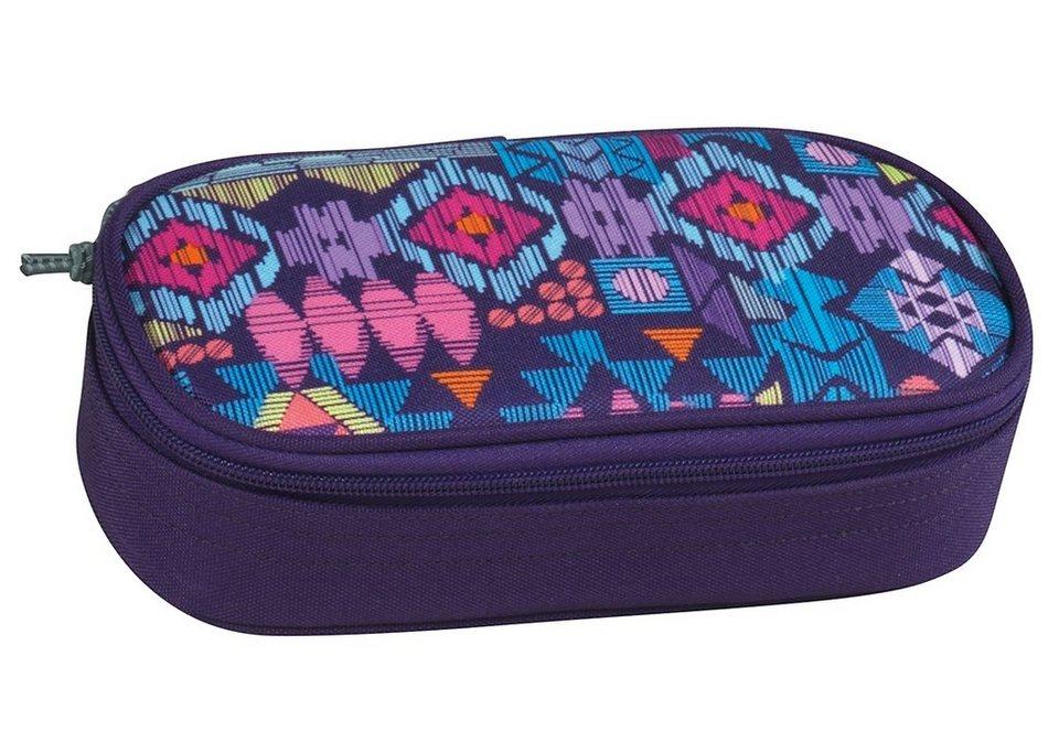TAKE IT EASY® Mäppchen, »Etuibox XL Aztec« in bunt
