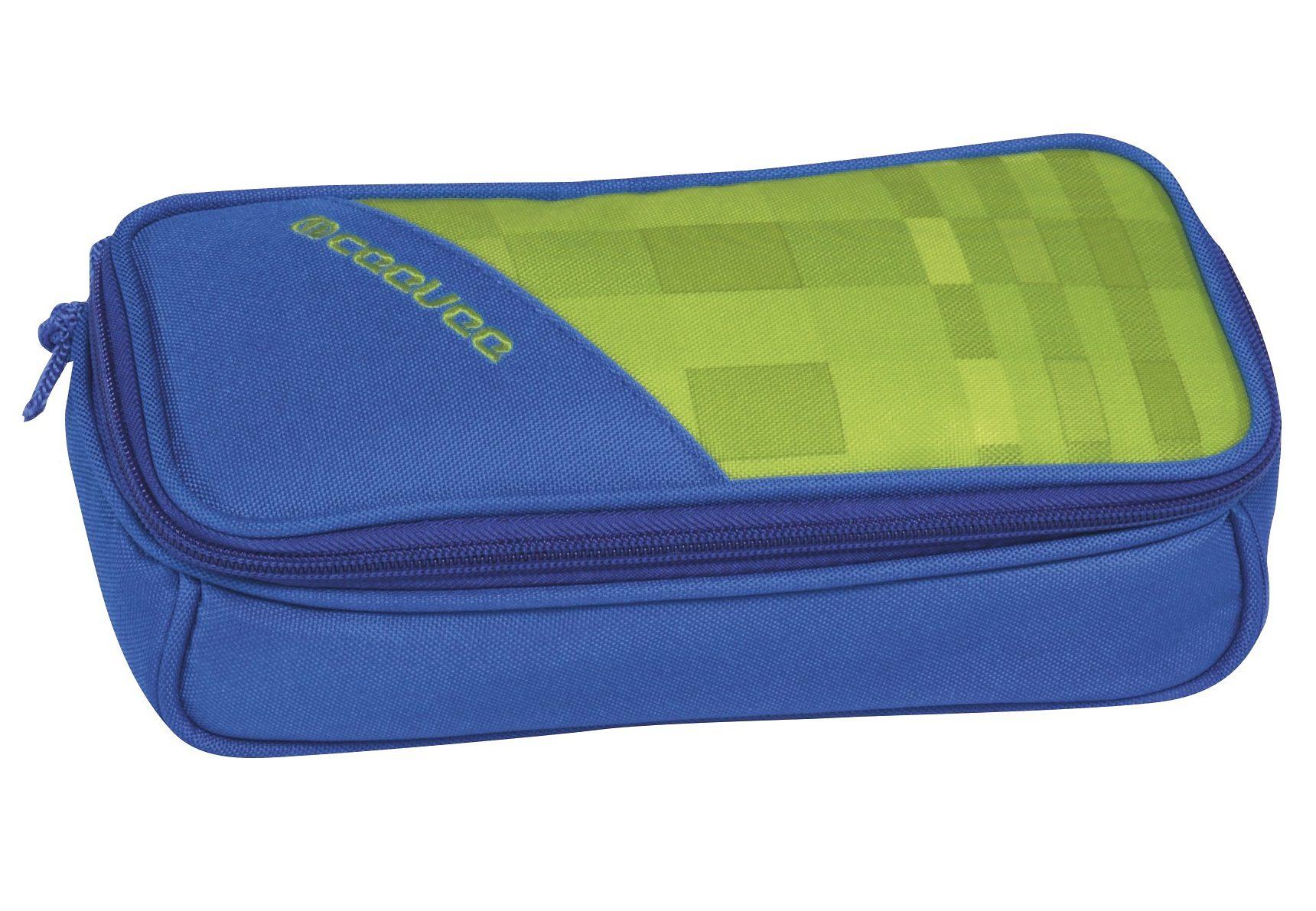 ceevee® Mäppchen, »Unibox, blau/grün«