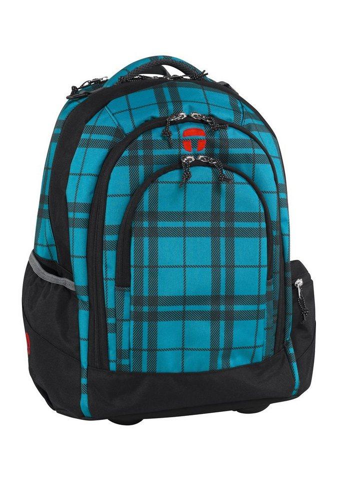 0b8bb8bc8cf TAKE IT EASY® Rucksack, »Berlin Scotch Turquoise« | OTTO