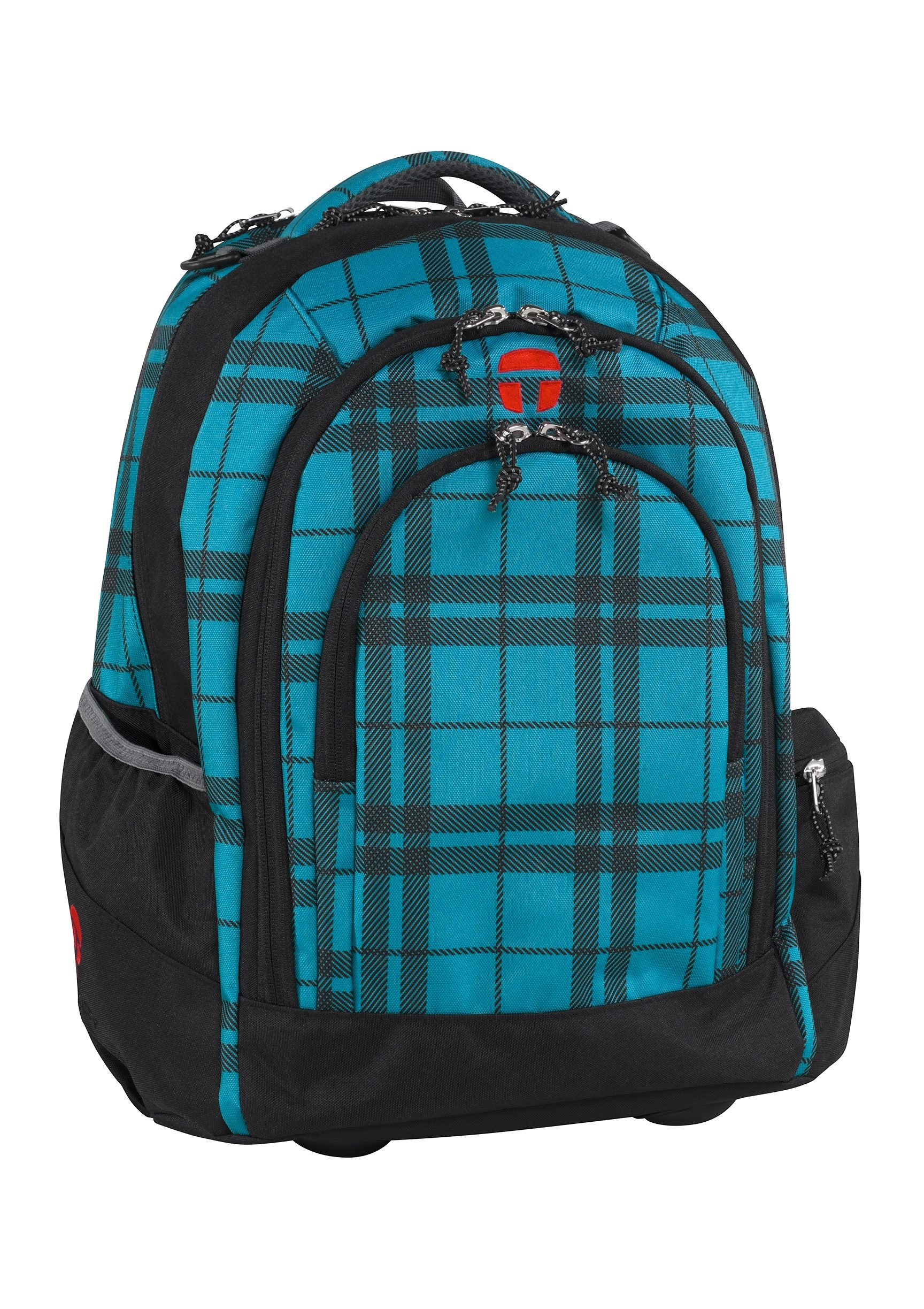 TAKE IT EASY® Rucksack, »Berlin Scotch Turquoise«