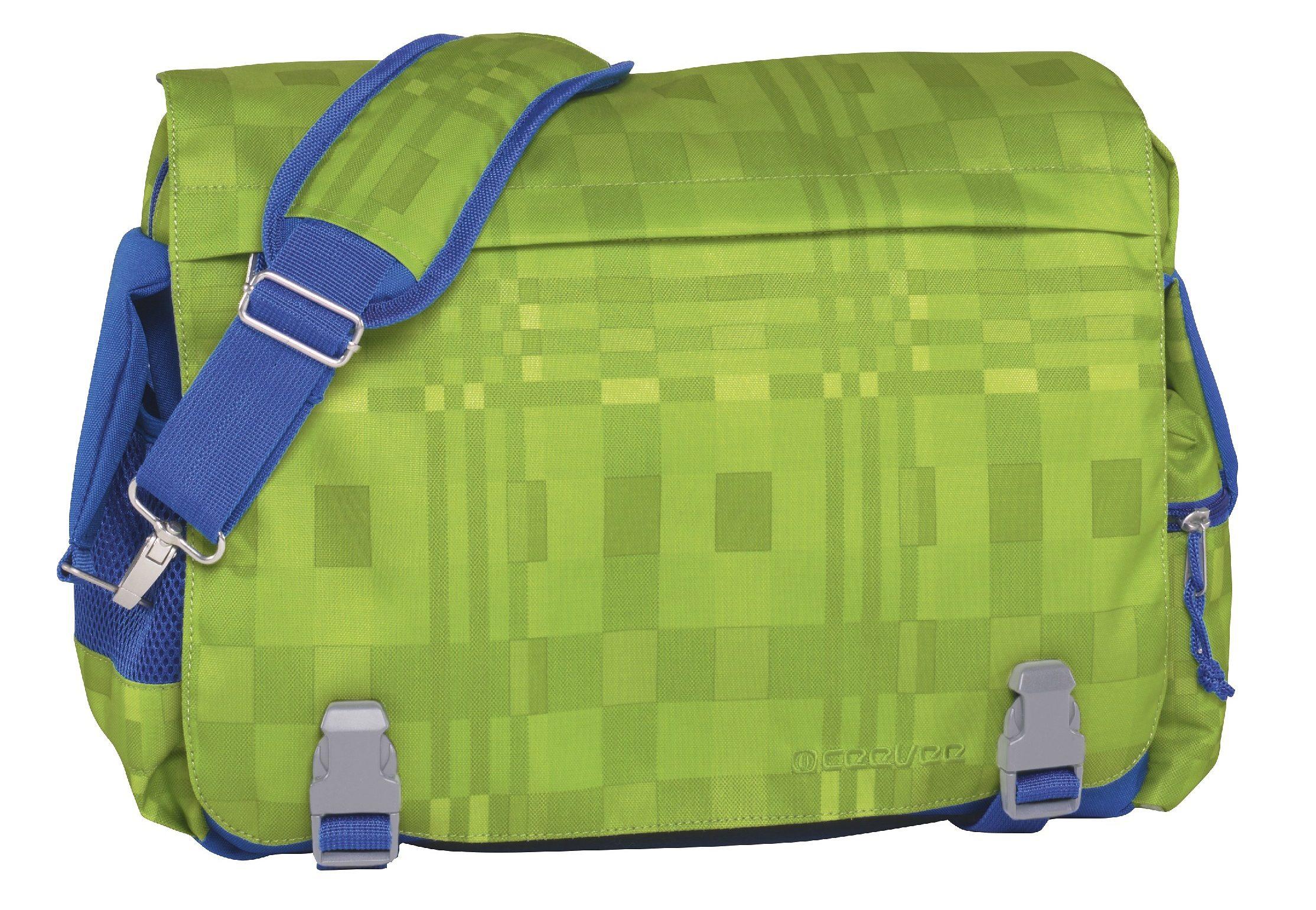 ceevee® Umhängetasche, »Manchester, grün/blau«