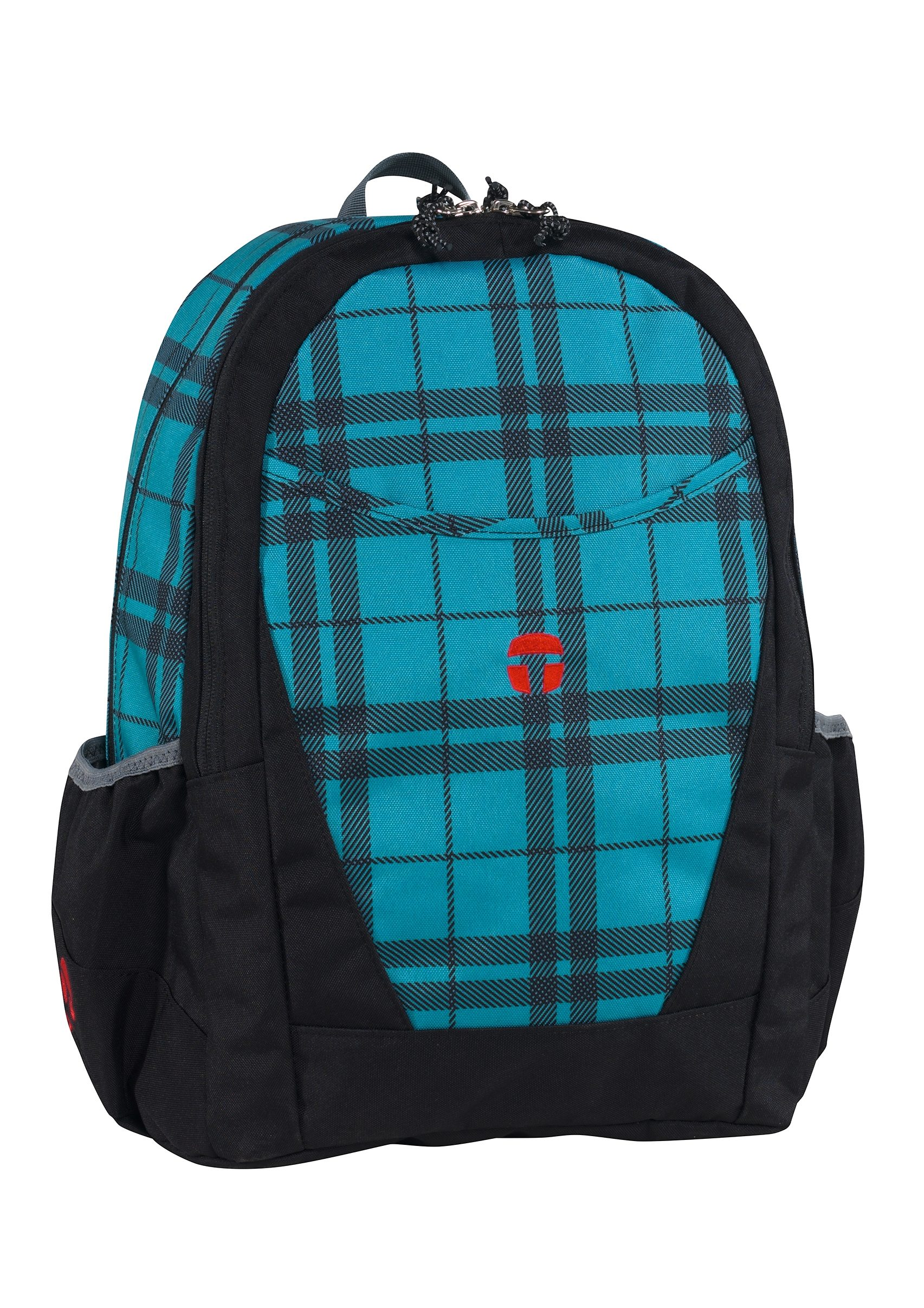 TAKE IT EASY® Rucksack, »Paris Scotch Turquoise«