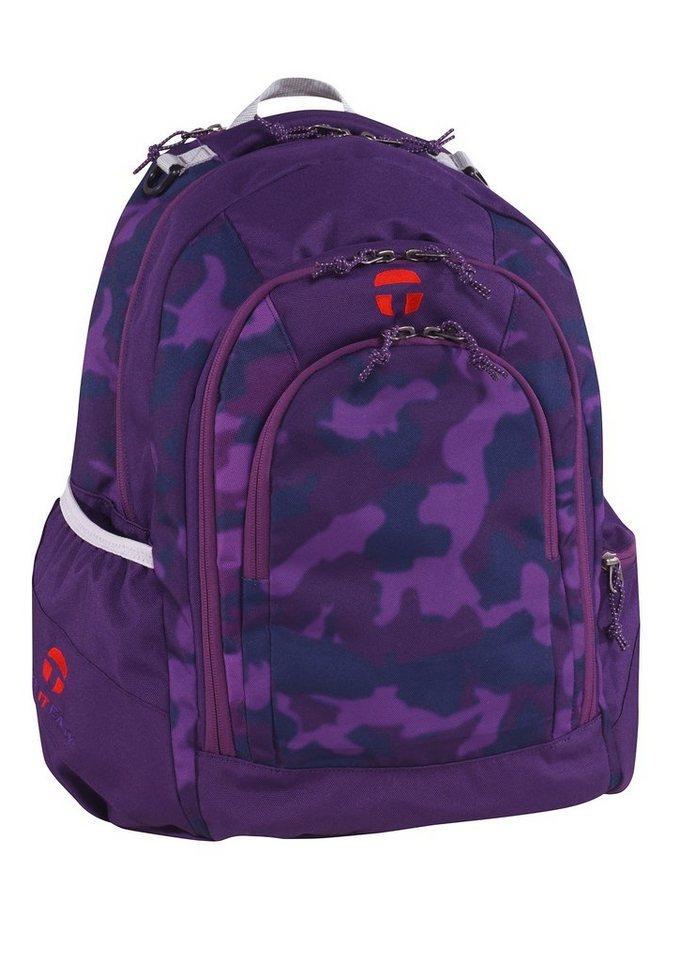 take it easy rucksack berlin camouflage purple otto. Black Bedroom Furniture Sets. Home Design Ideas