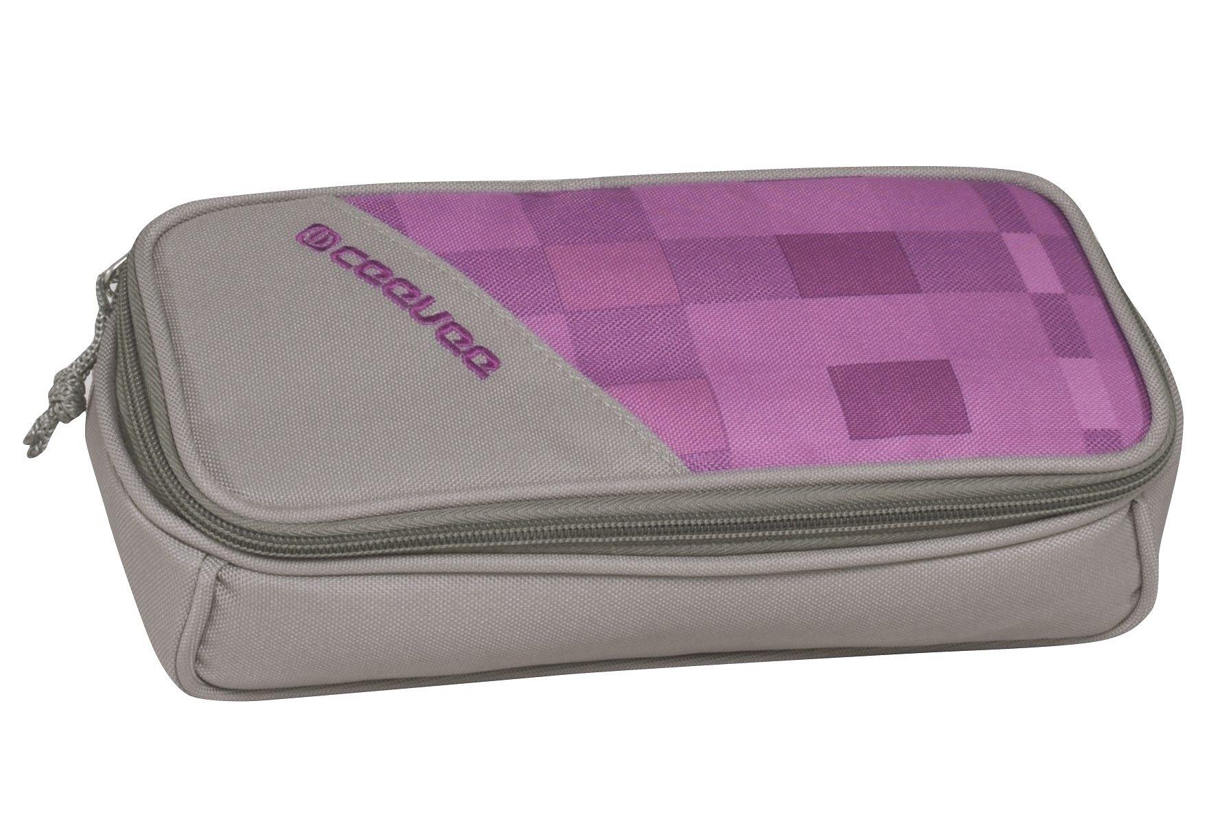 ceevee® Mäppchen, »Unibox, grau/lila«